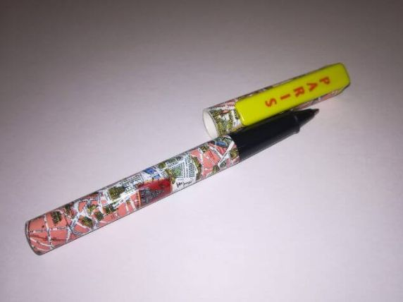 PARISのボールペン